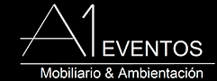 A1 Eventos - Mobiliario y Ambientación